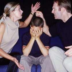 Конфликт в семье